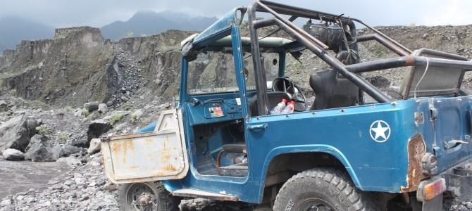 Merapi Jeep