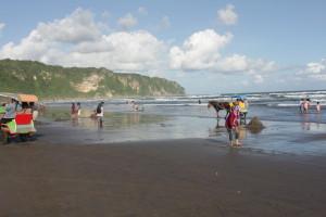 パラントゥリティス海岸