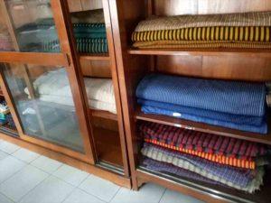 ジョグジャの織物ルリック
