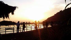 ンランゲラン貯水池